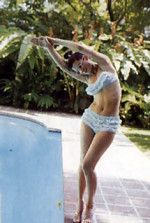 Сандра Буллок голая в купальнике