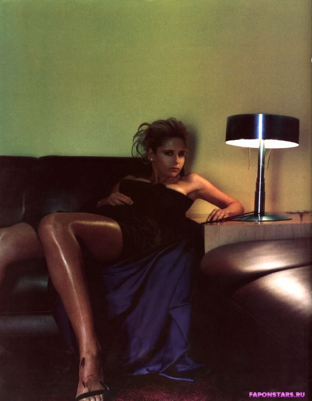 Sarah Michelle Gellar / Сара Мишель Геллар фото полуголая секси