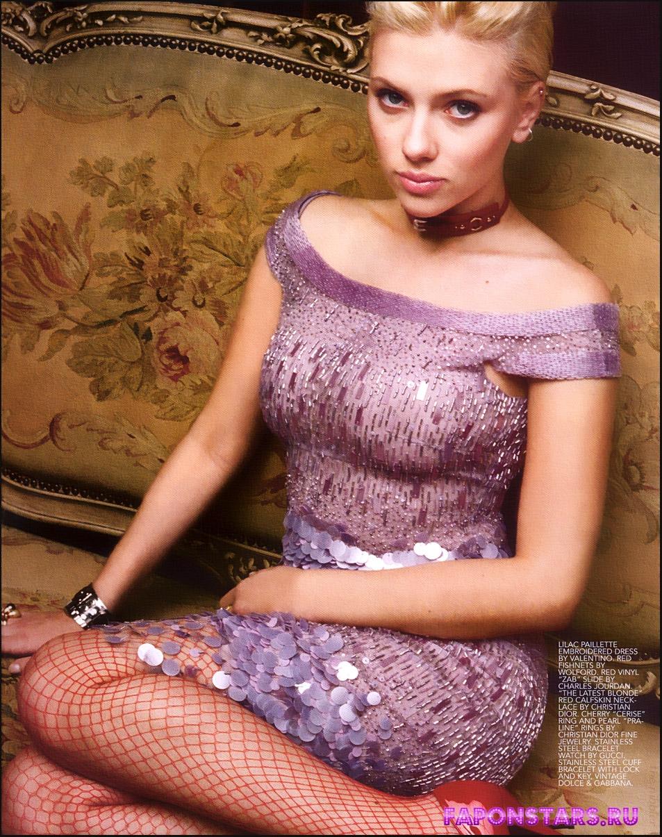 Scarlett Johansson / Скарлетт Йоханссон фотосессия в playboy