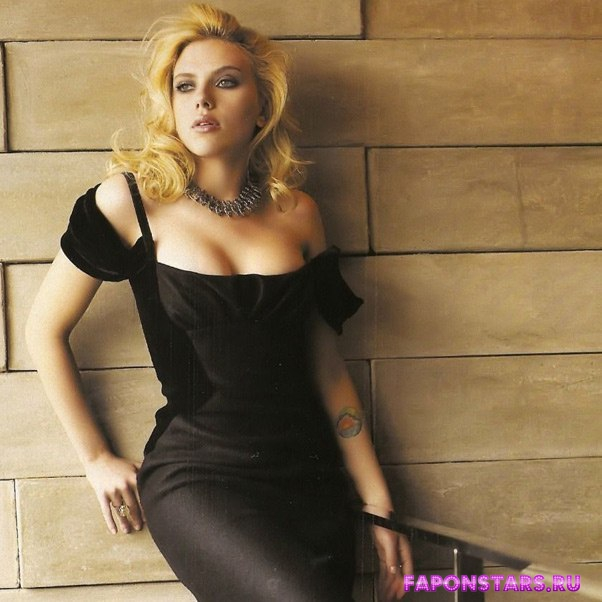 Scarlett Johansson / Скарлетт Йоханссон красивая