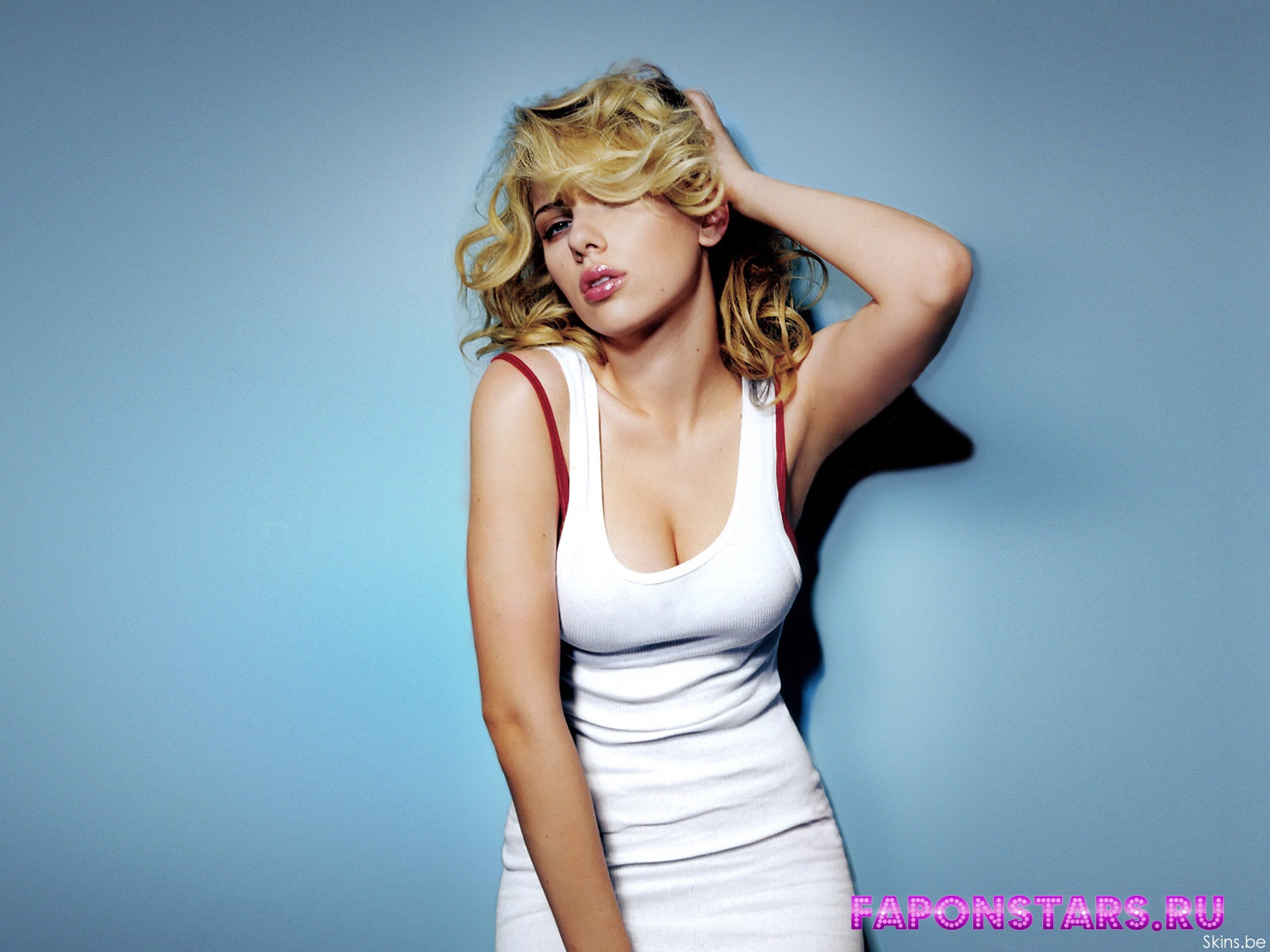 Scarlett Johansson / Скарлетт Йоханссон обнаженная фото