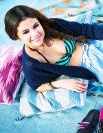 Selena Gomez / Селена Гомес голая обнаженная сексуальная декольте