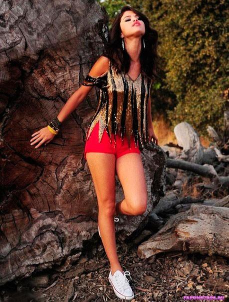 Selena Gomez / Селена Гомес домашнее фото