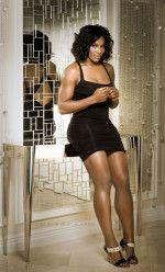 Serena Wiliams / Серена Уильямс голая фото