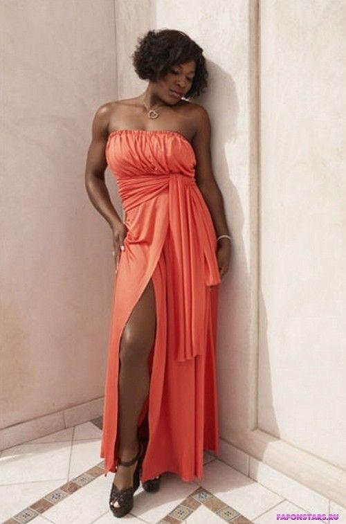 Serena Wiliams / Серена Уильямс в дорогом красивом платье
