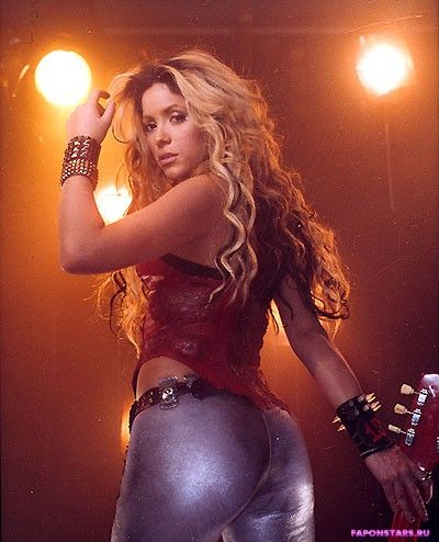 Shakira / Шакира фотосессия в playboy