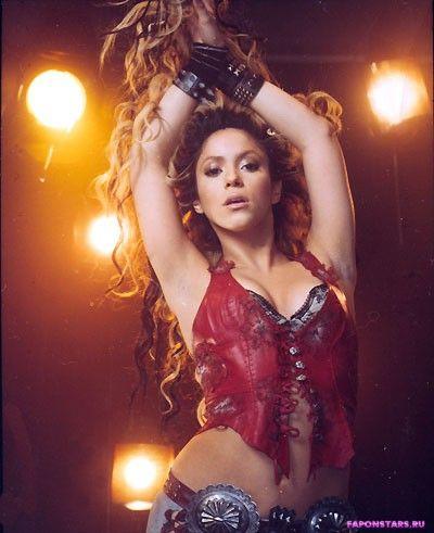 Shakira / Шакира редкое фото
