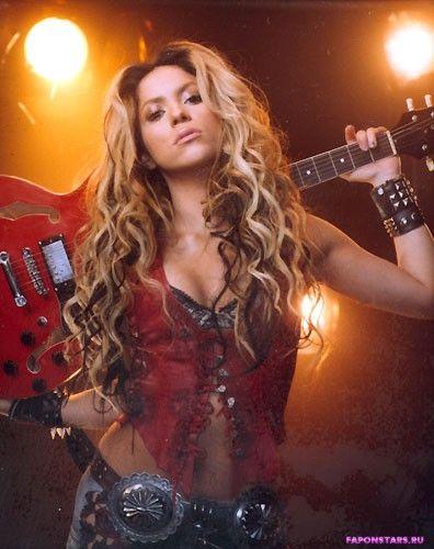 Shakira / Шакира секретное фото