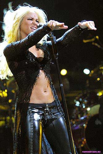Shakira / Шакира обнаженная фото