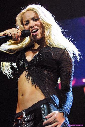 Shakira / Шакира на сцене