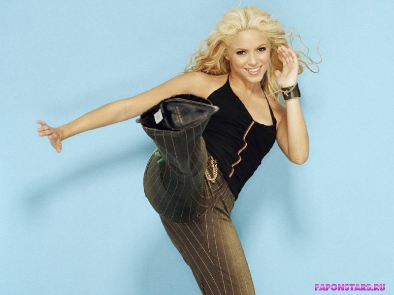 Shakira / Шакира голая