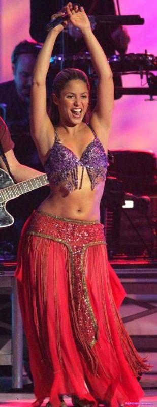 Shakira / Шакира интимное фото