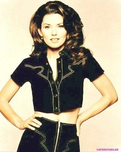 Shania Twain / Шанайя Твейн фото из журнала maxim