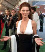 Shania Twain / Шанайя Твейн голая обнаженная сексуальная декольте