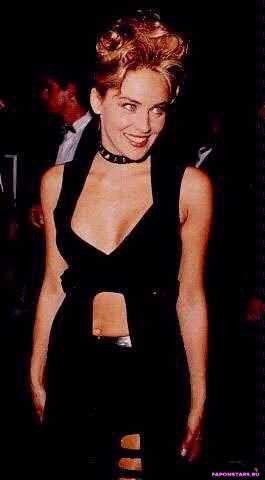 Sharon Stone / Шэрон Стоун редкое фото