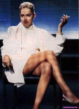 Sharon Stone / Шэрон Стоун засвет обнаженка