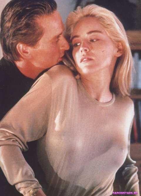 Sharon Stone / Шэрон Стоун фотосессия в эротическом журнале