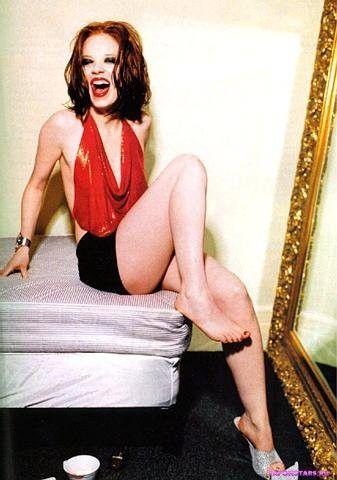 Shirley Manson / Ширли Мэнсон в нижнем белье