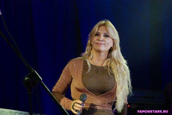 Светлана Назаренко на сцене