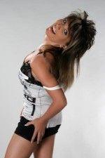 Светлана Назаренко позирует для эротического фото