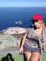 Светлана Назаренко на отдыхе в сексуальной одежде