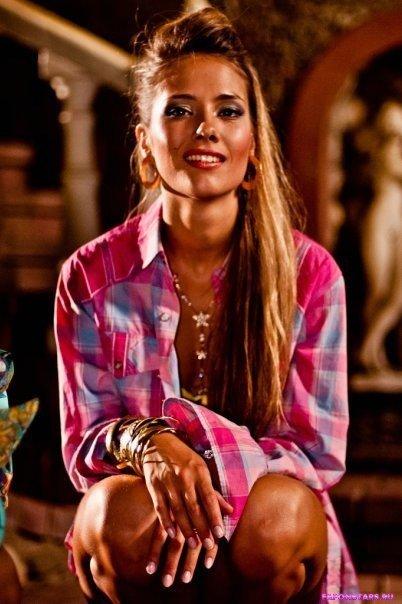 Юлия Паршута красивая