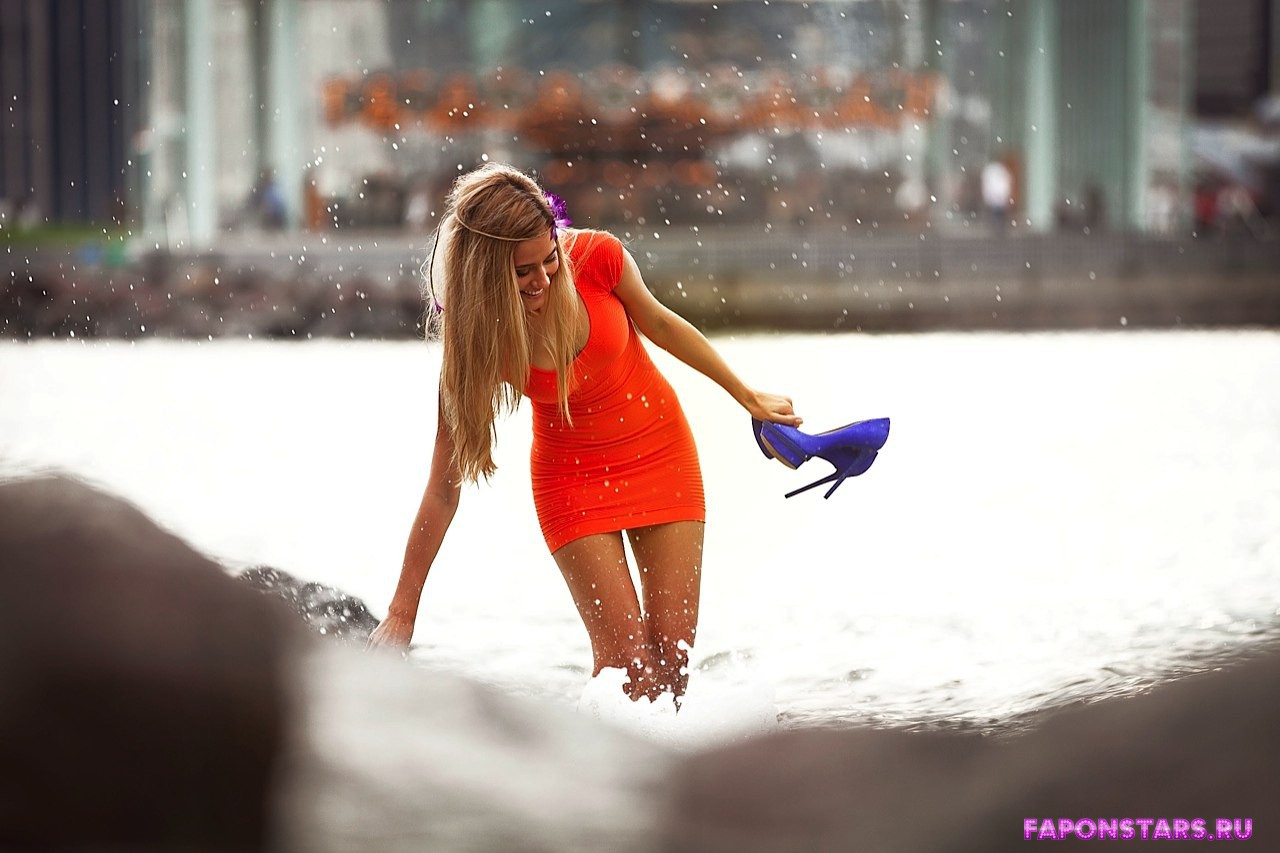 Юлия Паршута голая фото