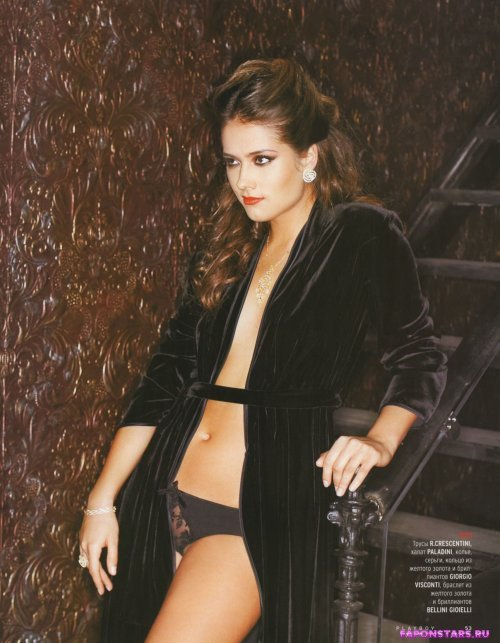Юлия Паршута фото из журнала maxim